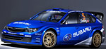 Subaru rally race ready