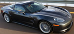 2009 ZR1 Corvette, supercharged, 637 HP