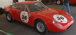 Fiat - 1965 Fiat Abarth, race ready.