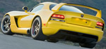 Hennessey Venom 1000 - 1000 horsepower, 0-60 mph in 2.25 seconds. Awesome yellow paint
